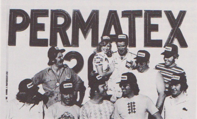 1976 Permatex 200 Victory Lane (Dirt Trackin At The Acres)