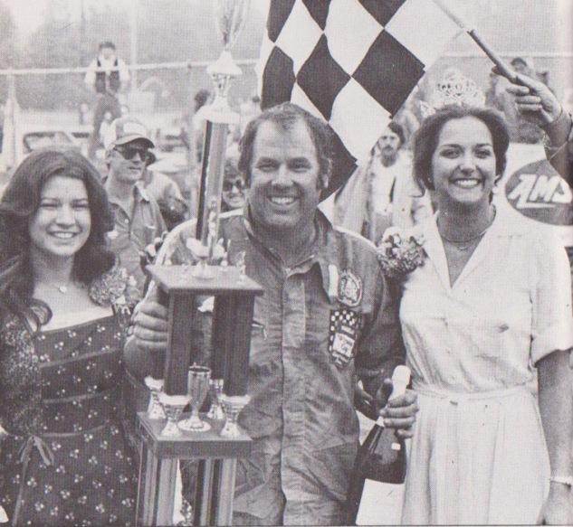 1978 Bill Schmitt  (Dirt Trackin At The Acres)