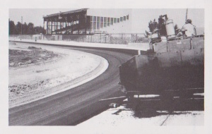 1987 Paving the Track