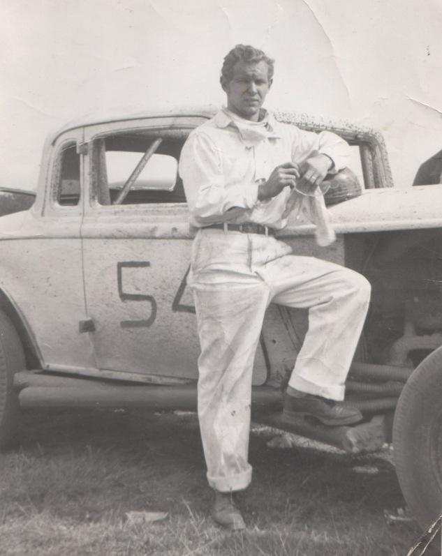 1950s 54 Car
