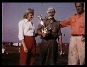 1956 Slauson Hank with Trophy