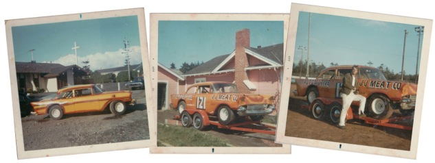 1970 Hobby Car Montage