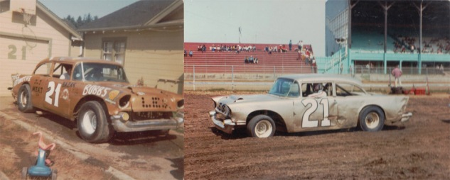By 1972 Fergy was racing in the Super Stock division, and the search for the perfect gold paint job had begun...