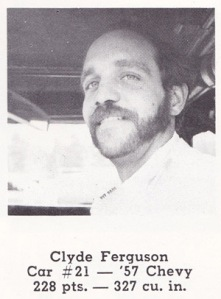 1972 Clyde Ferguson SRRA Yearbook