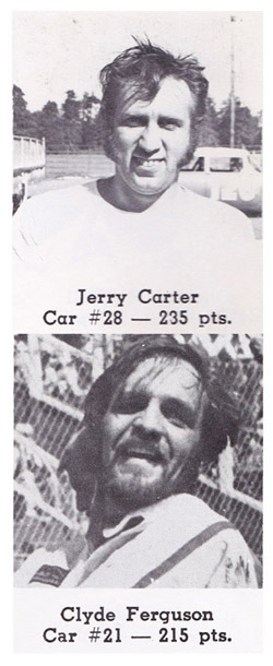1973 Jerry Carter and Fergy Ferguson