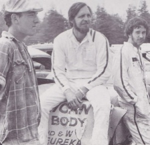 Fergy and crew 1975