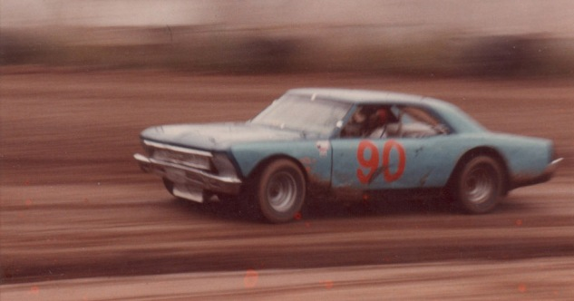Hank was back racing the $90 in 1978