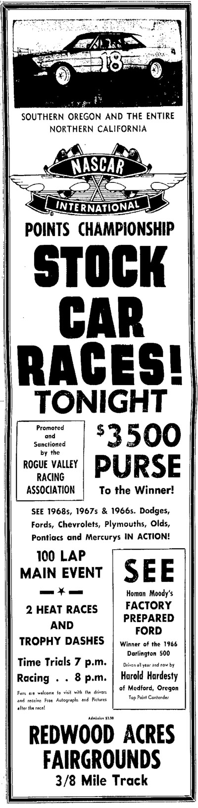 1968 Eureka Times Standard September 13, 1968 x400
