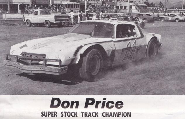 1978 Track Champion Car