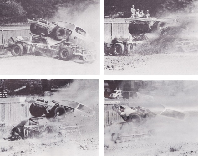 1981 NCDTC Crash quad