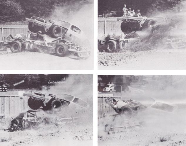 1981 NCDTC Crash quad