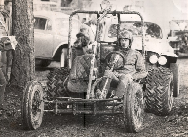 Don Price Off Road Buggy