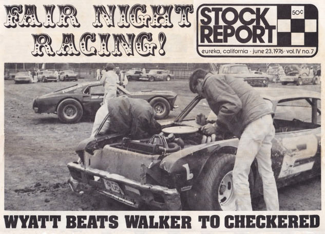 1976 Fair Nights Stock Report