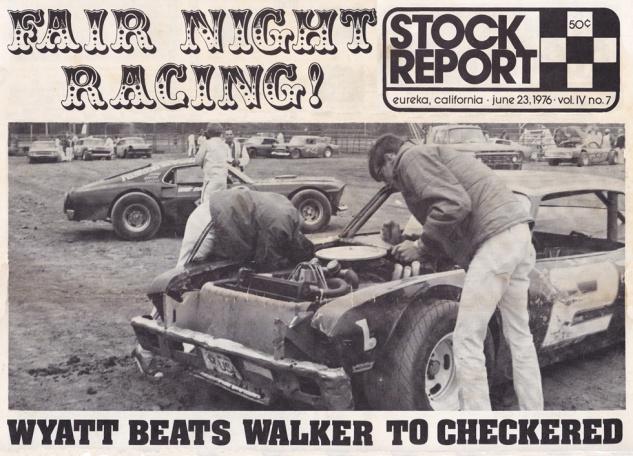 1976 Fair Nights Stock Report
