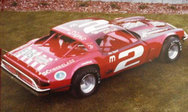 #2m Chevy Camaro in 1978