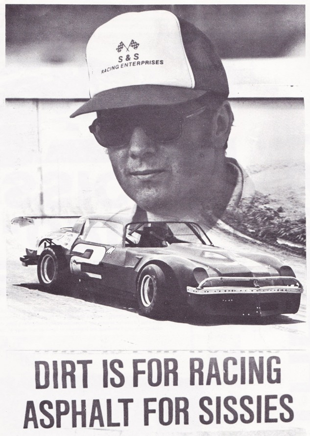 1981 Dirt is for Racing