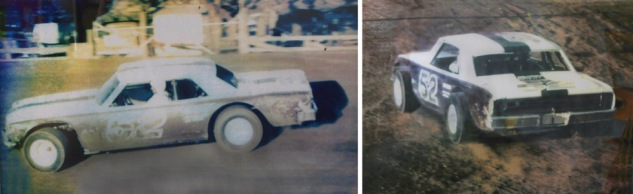 1970s Hardesty Dirt Car