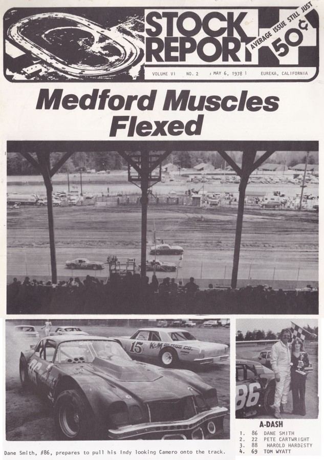 1978 Medford Muscles Flexed 980