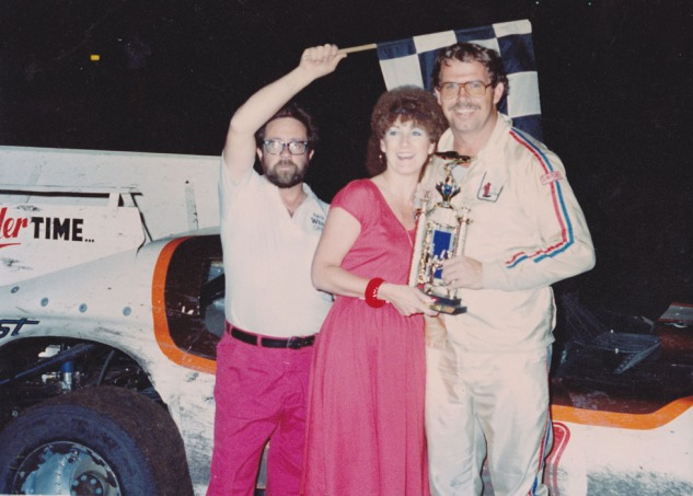 May 1982 win at Medford