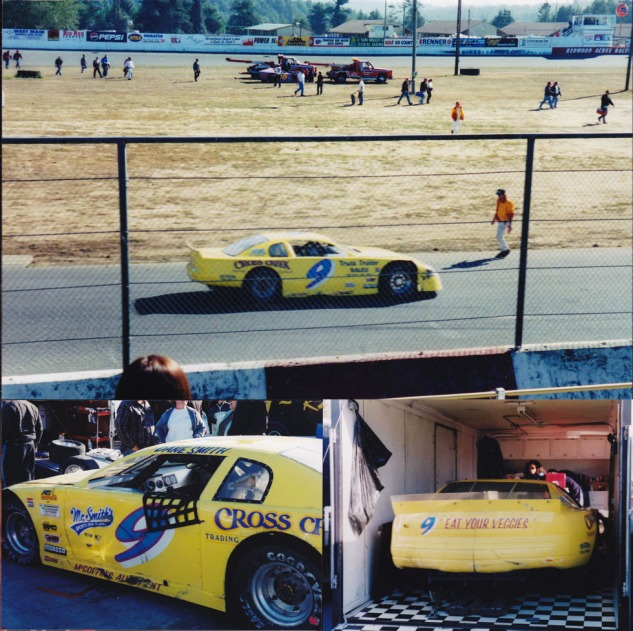 1999 Redwood Acres Open Tour race