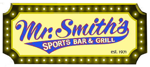 Mr. Smith's site logo - Blue